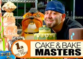 Cake And Bake Masters Mexico