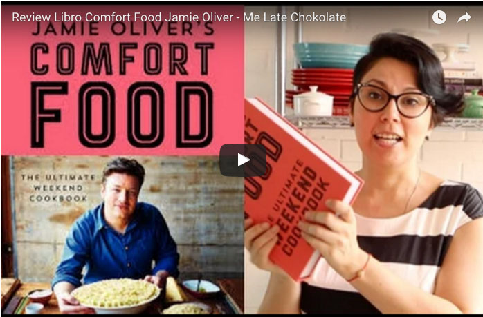 Review Jamie Oliver Comfort Food
