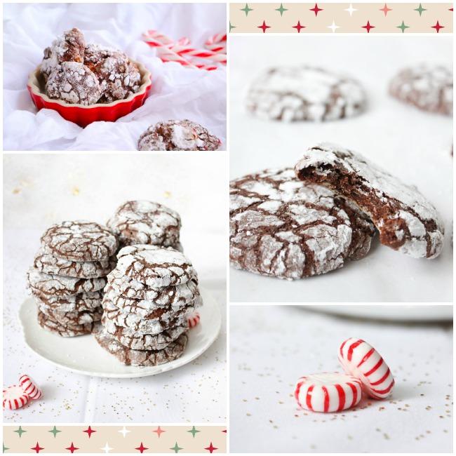 galletas craqueladas de chocolate | Chokolat Pimienta