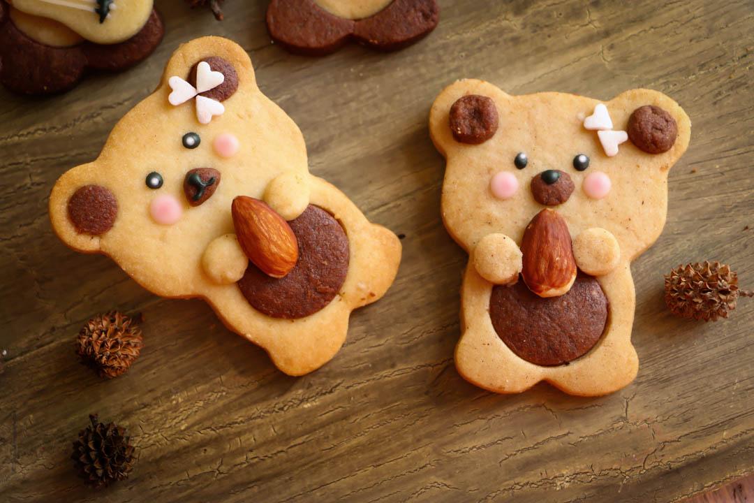 galletas de osito