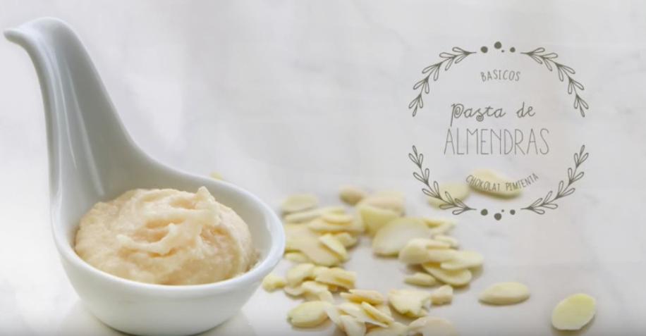 Pasta de Almendras