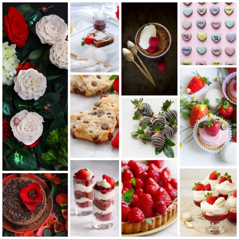recetas para san Valentin
