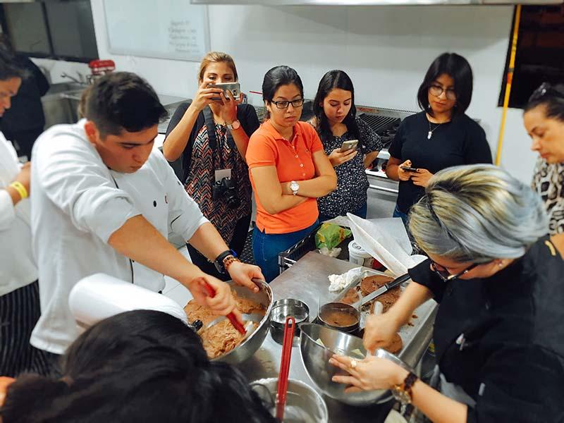 chokolat pimienta 1 congreso cocina mexicana tabasco