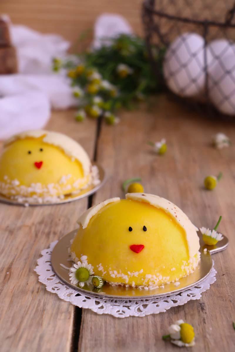 mousse de mango para pascuas