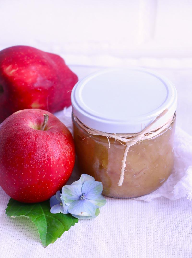 Pure de Manzana|CHOKOLATPIMIENTA