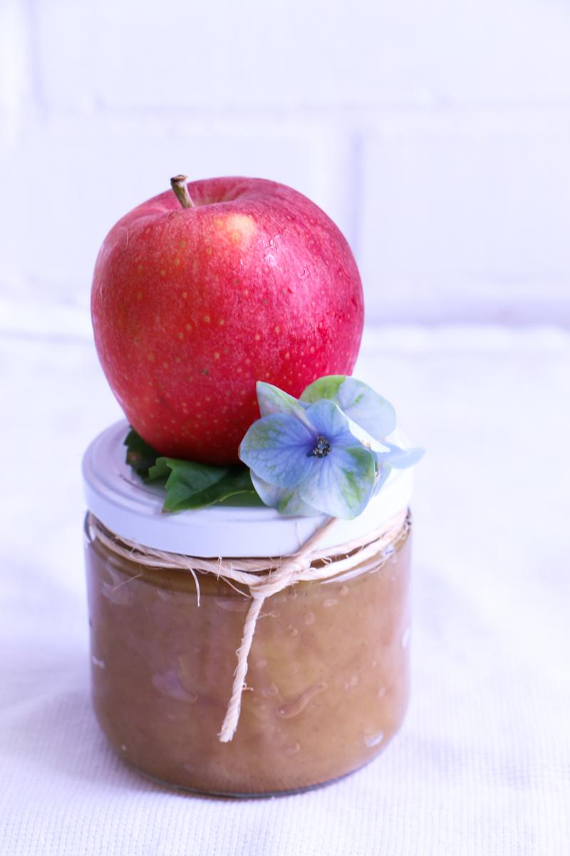 Pure de Manzana |chokolatpimienta.com