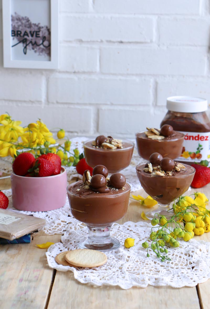 Marquesa de chocolate 1