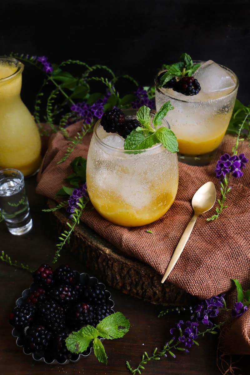 Mango vodka coctel 3|chokolatpimienta.com