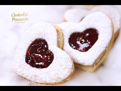 Galletas-de-San-Valentín-Chokolat-Pimienta-♥ | Chokolat Pimienta