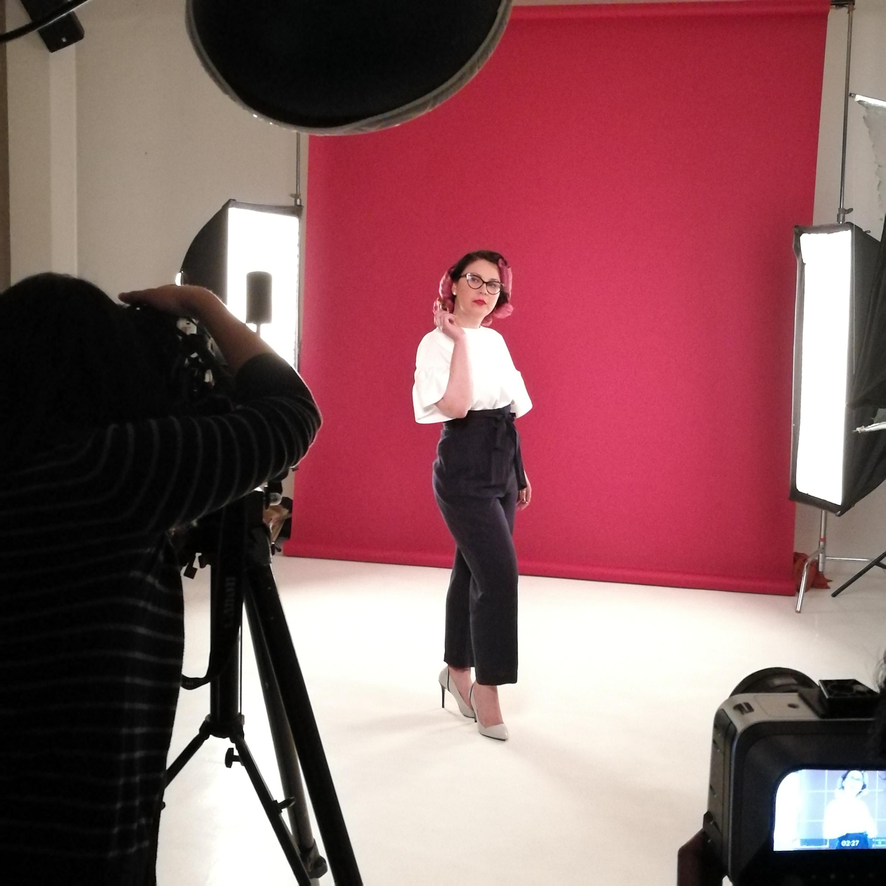 Vanessa Hernandez sesión de fotos revista Fernanda mayo 2017