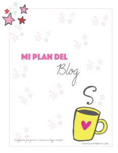 Mi plan del blog portada