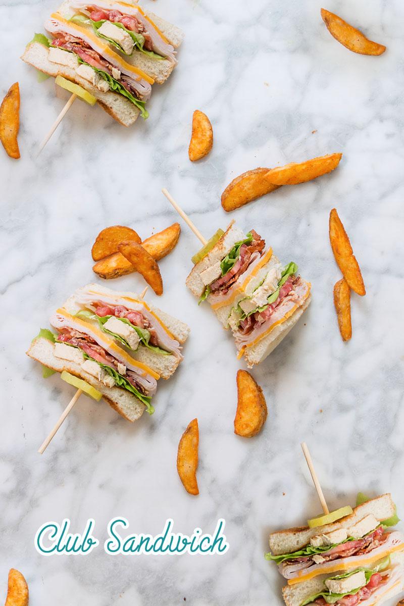 Club sandwich-1 chokolat pimienta