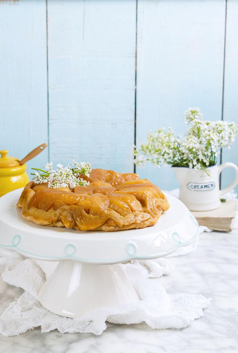Tarte tatin tarta de manzanas 2