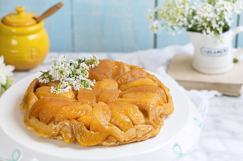 Tarte tatin tarta de manzanas 3