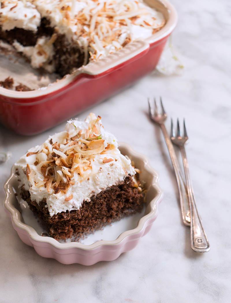 pastel de chocolate y coco-4
